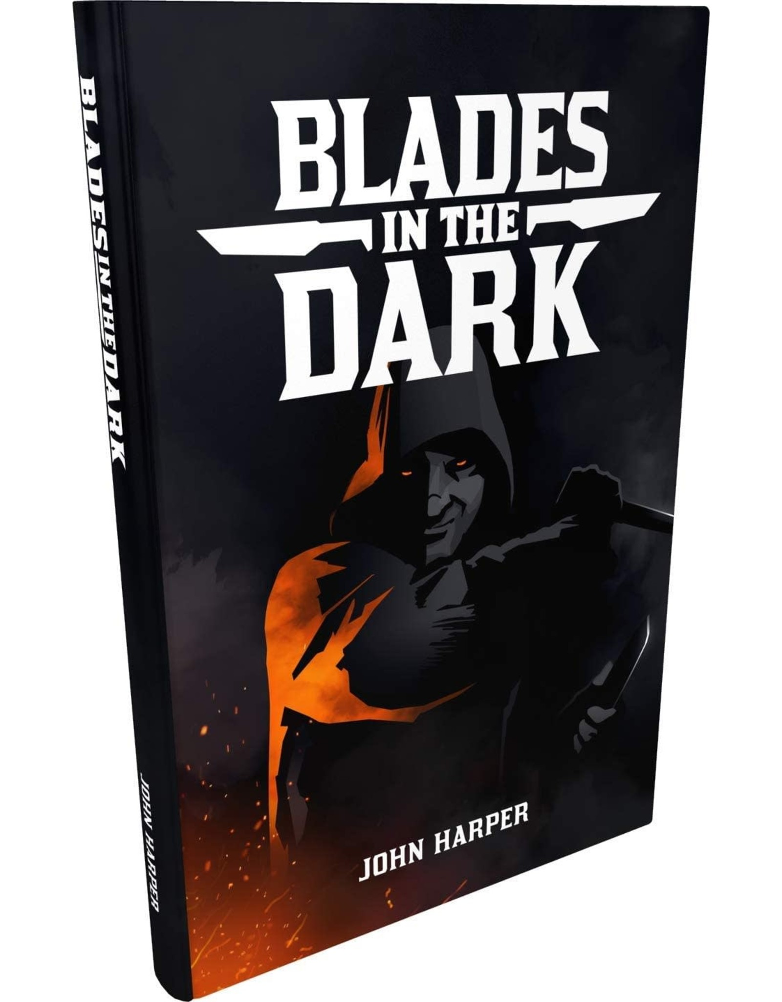 Blades in the Dark RPG Rulebook