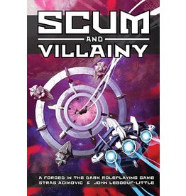 Scum and Villainy RPG Core Rulebook