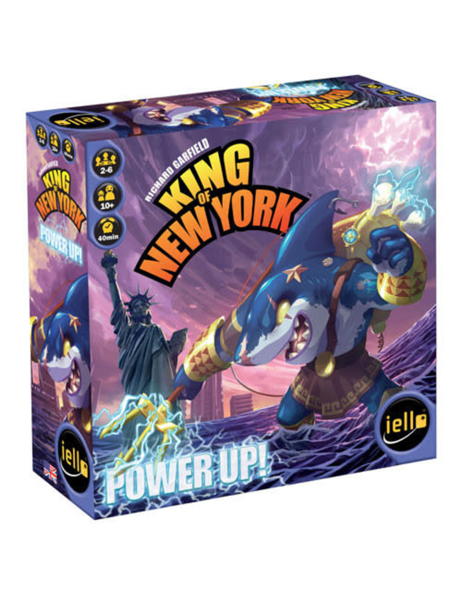 King of New York Power Up Expansion