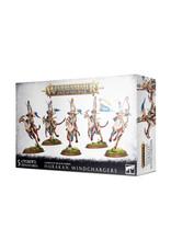 Lumineth Realm Lords Hurakan Windchargers (AOS)