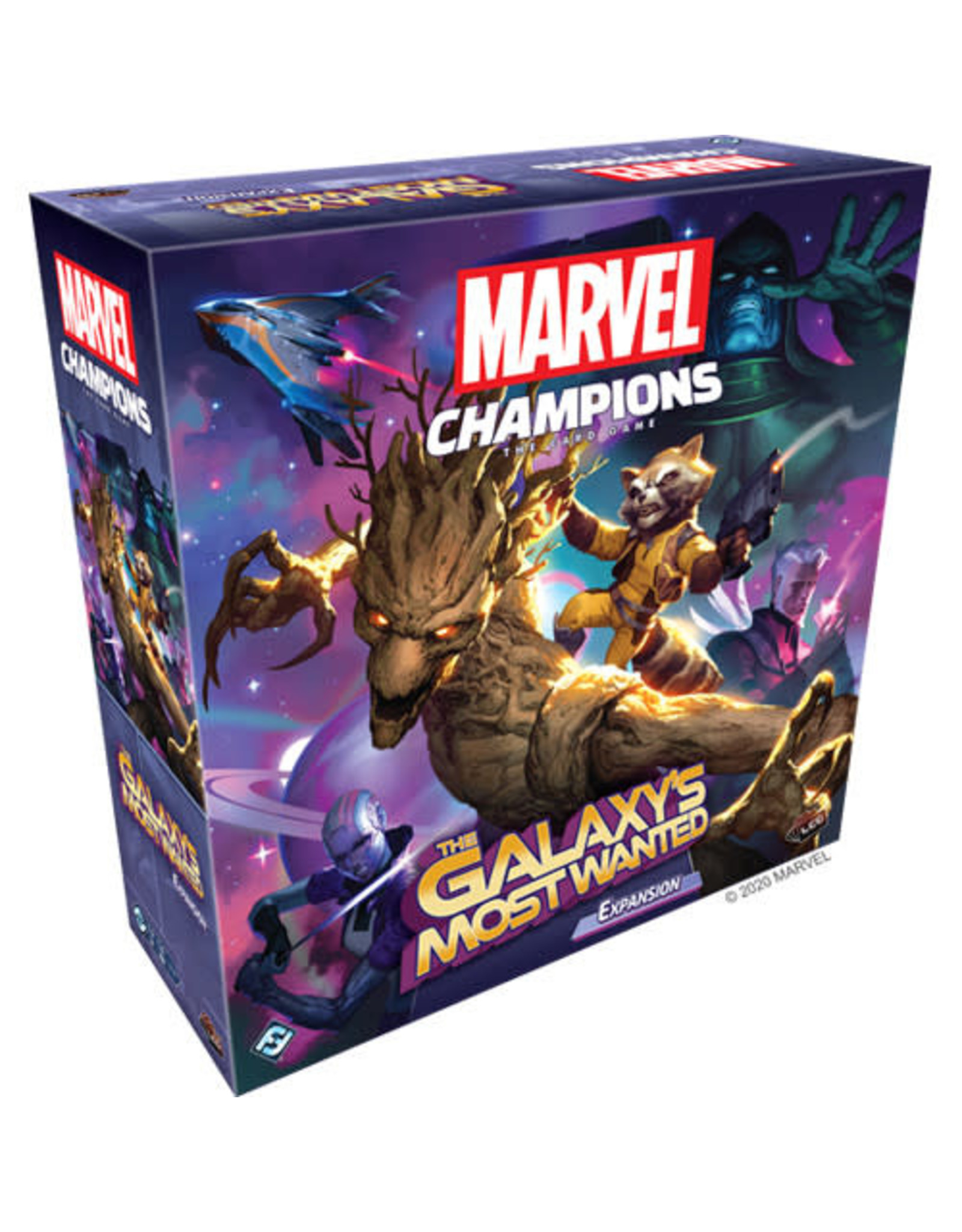 Marvel Champions LCG: The Galaxy's Most Board Game