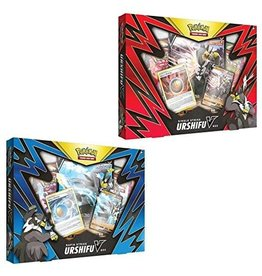 Pokémon Single Strike or Rapid Style Urshifu V Box