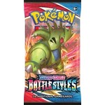 Pokémon Pokemon Sword & Shield - Battle Styles Booster Pack