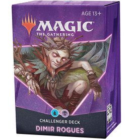 Wizards of the Coast Challenger Deck 2021: Dimir Rogue