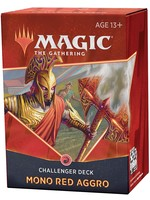 Wizards of the Coast Challenger Deck 2021: Mono-Red Aggro