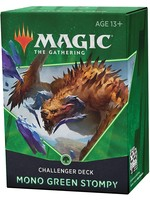 Wizards of the Coast Challenger Deck 2021: Mono-Green Stompy