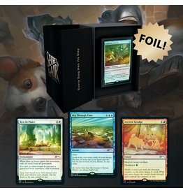 Wizards of the Coast Secret Lair Drop: Every Dog Has Its Day - Foil Edition