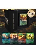 Wizards of the Coast Secret Lair Drop: Showcase: Zendikar Revisited - Foil Edition