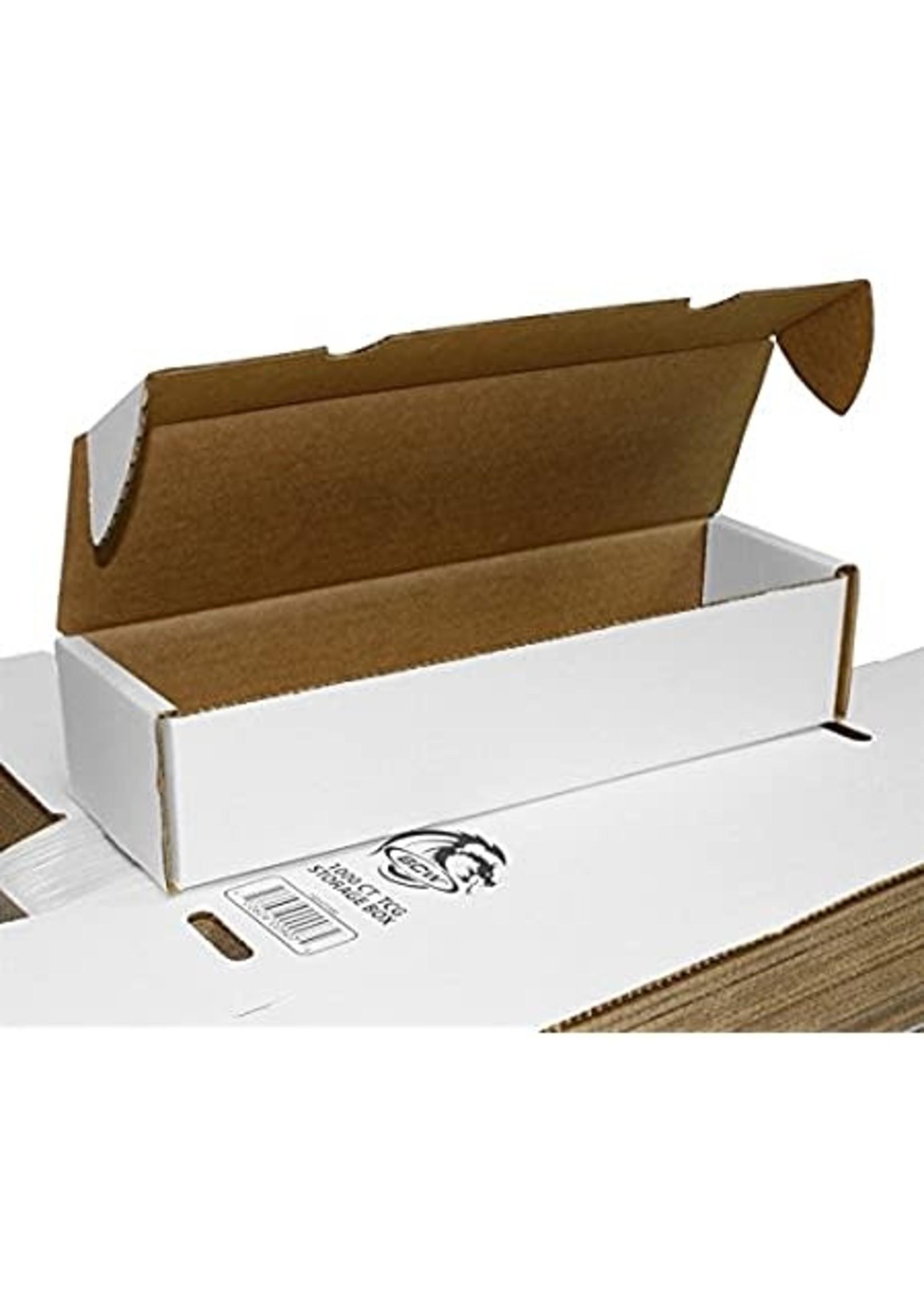 BCW BCW Storage Box 1000ct