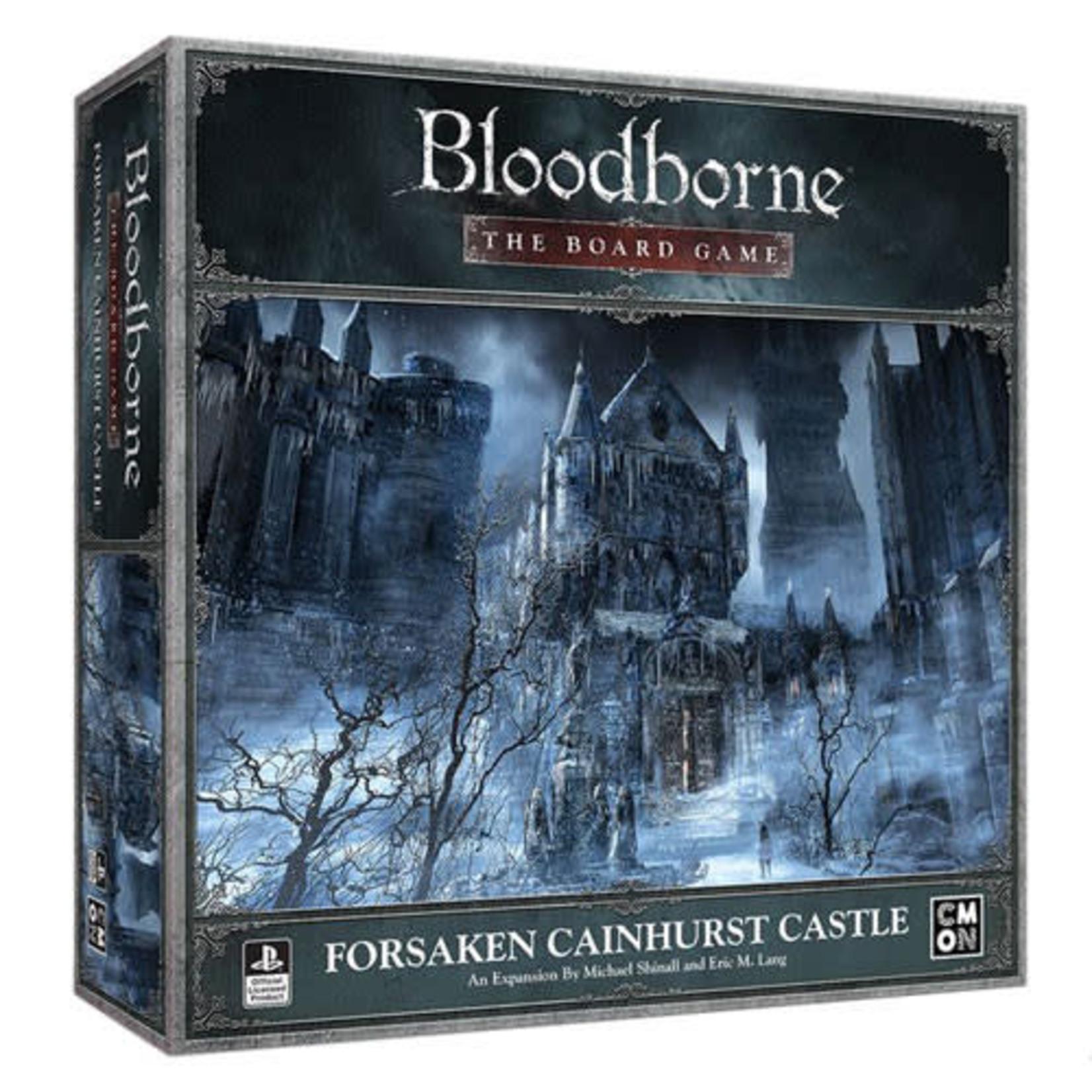 Bloodborne Foresaken Cainhurst