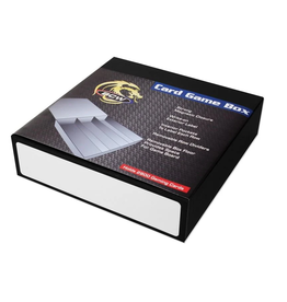 BCW Card Game Box 3 Row