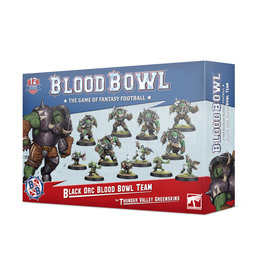 Blood Bowl: Thunder Valley Greenskins