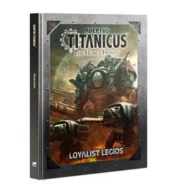 Adeptus Titanicus: Loyalist Legions