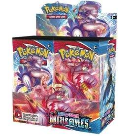 Pokémon Pokemon Sword & Shield - Battle Styles Booster Box