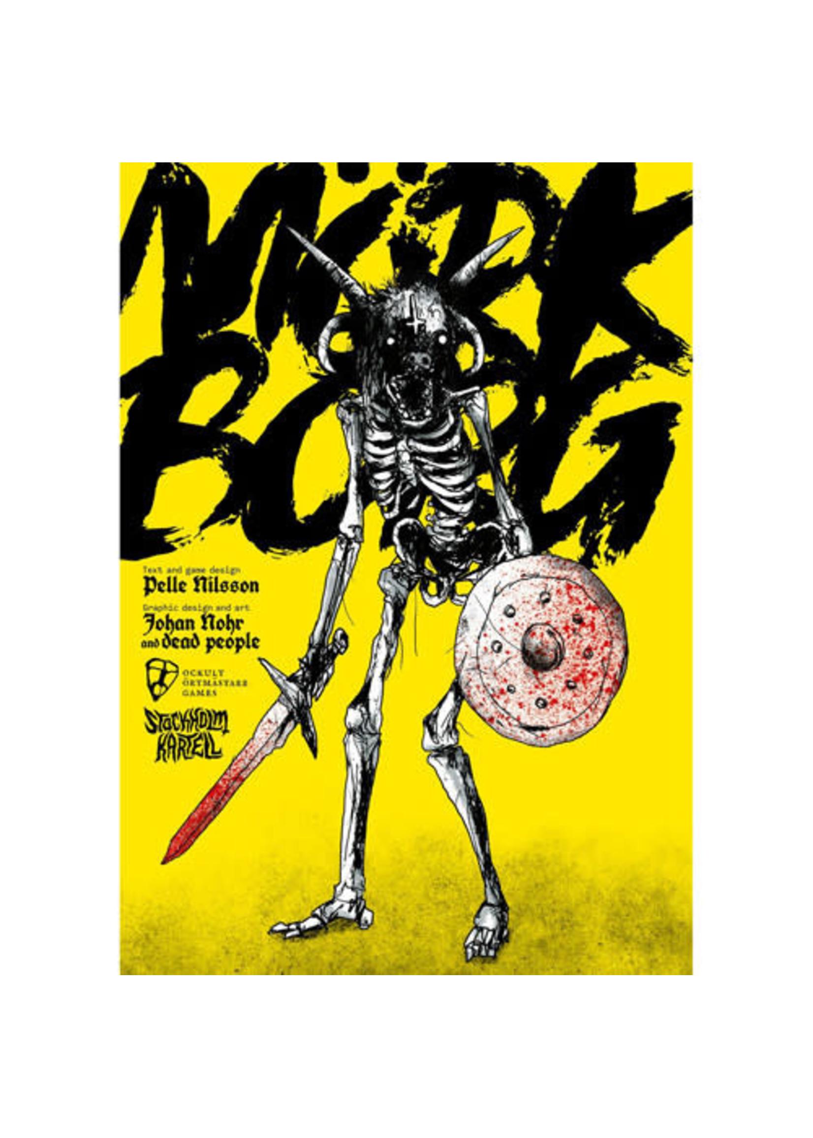 Mork Borg RPG