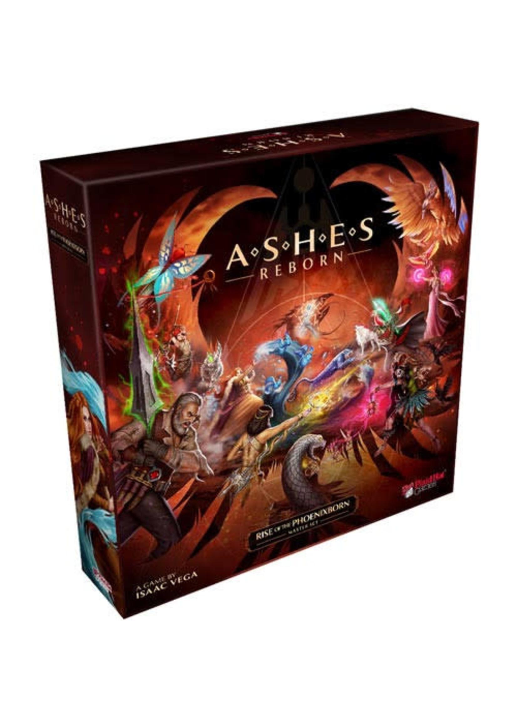 Ashes Reborn Board Game
