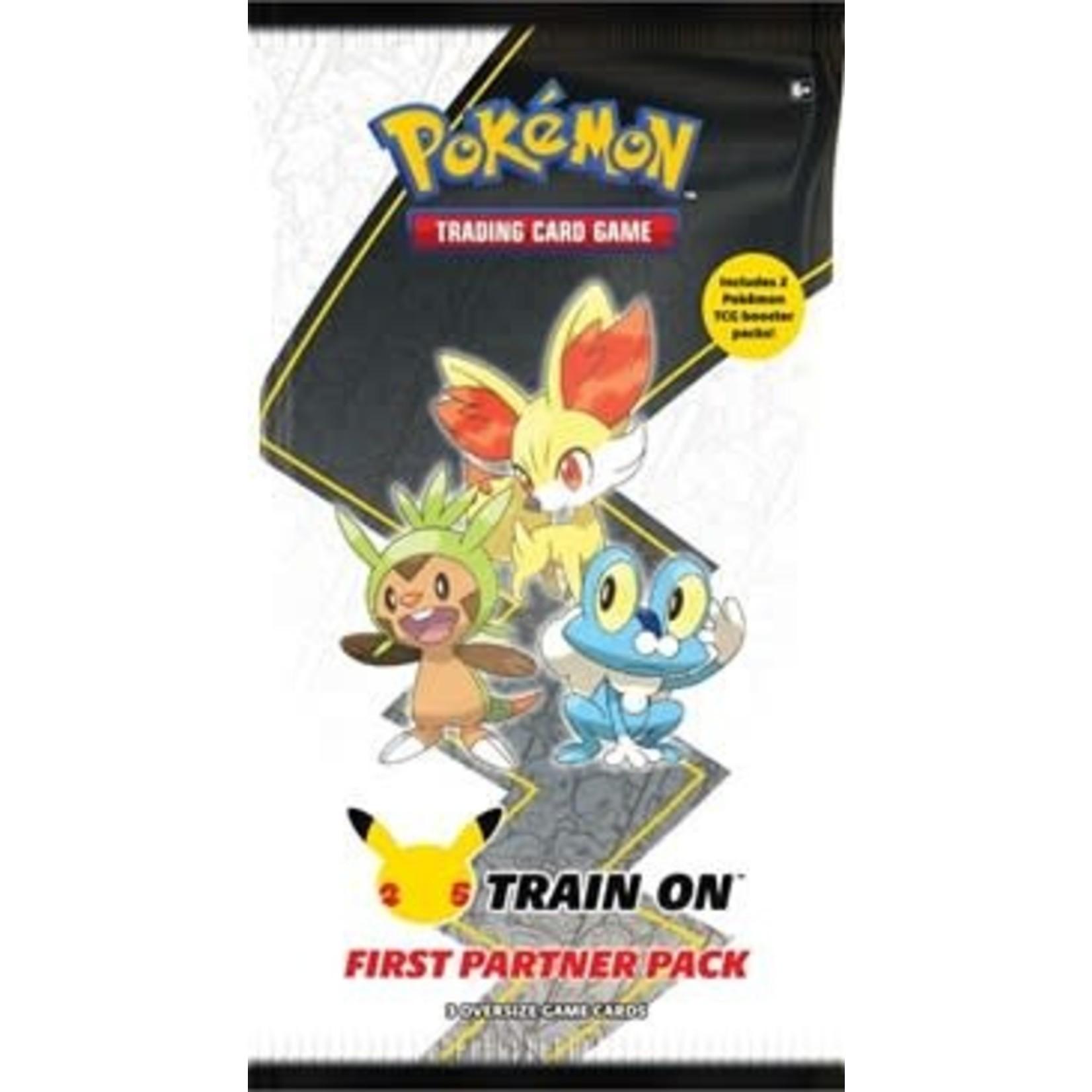 Pokémon Pokémon TCG: First Partner Pack: Kalos