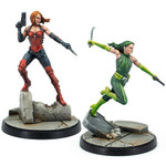 Marvel Crisis Protocol - Sin and Viper Character Pack