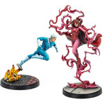 Marvel Crisis Protocol - Scarlet Witch and Quicksilver Character Pack
