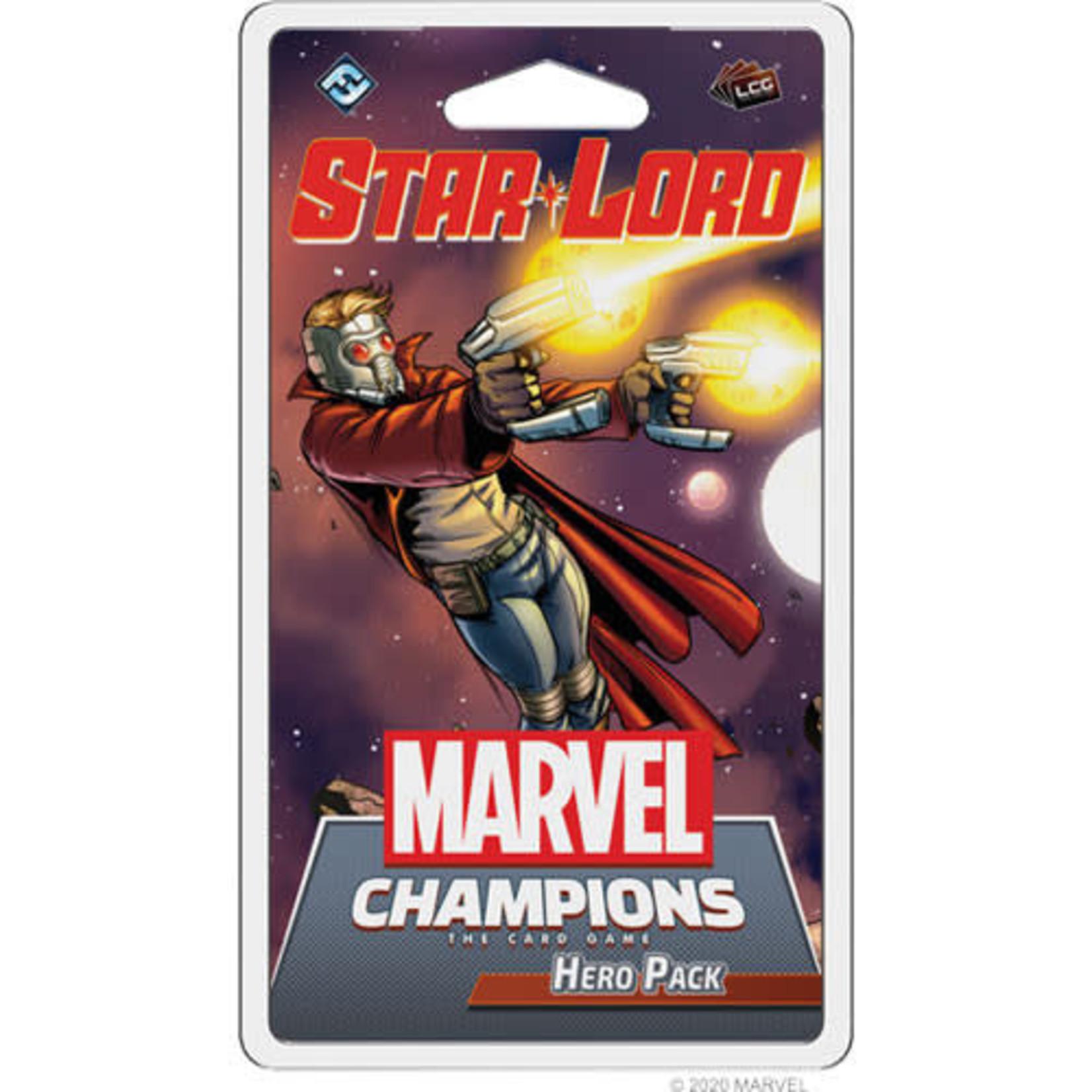 Marvel Champions LCG: Star Lord Hero Pack