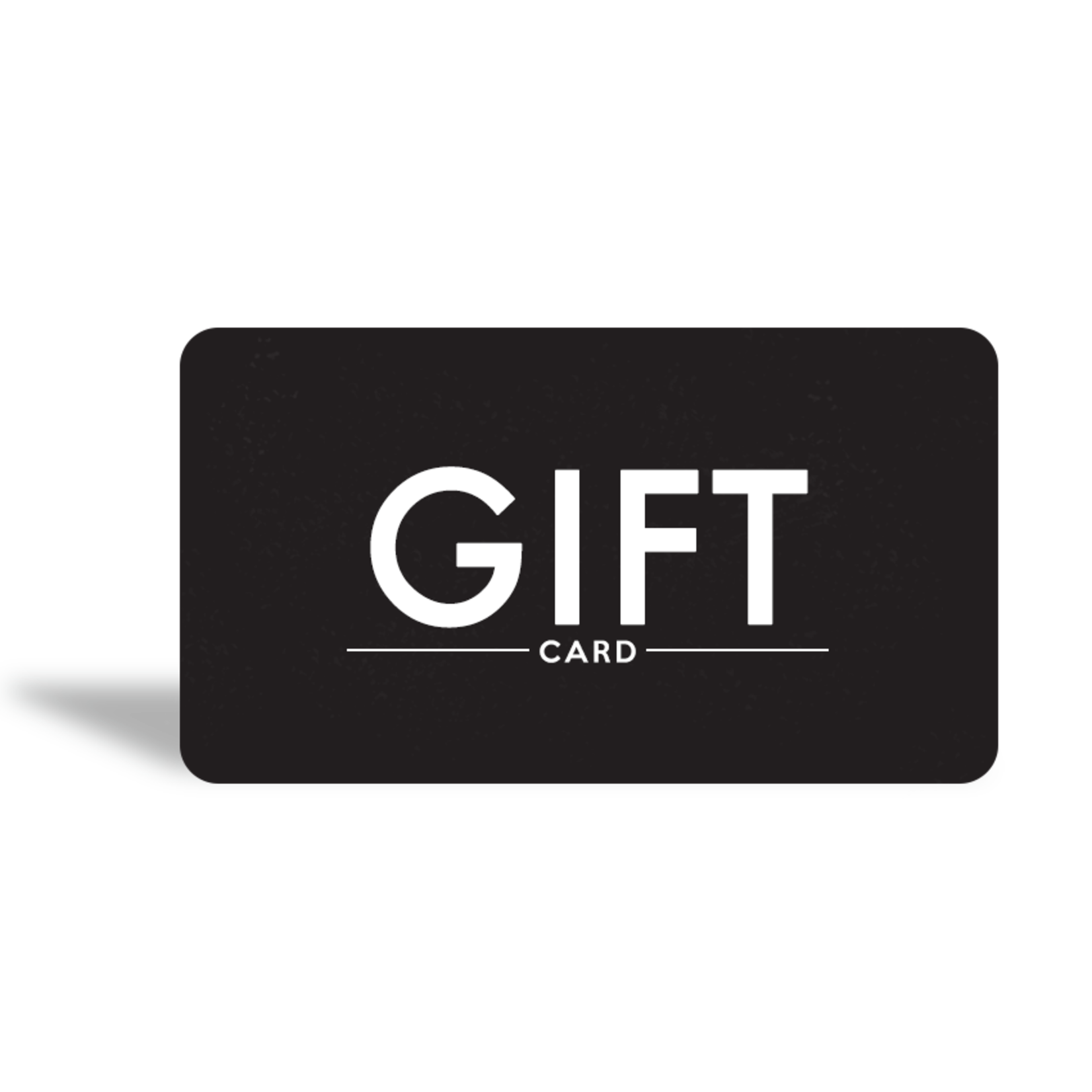 Next-Gen In-Store Use Gift Card