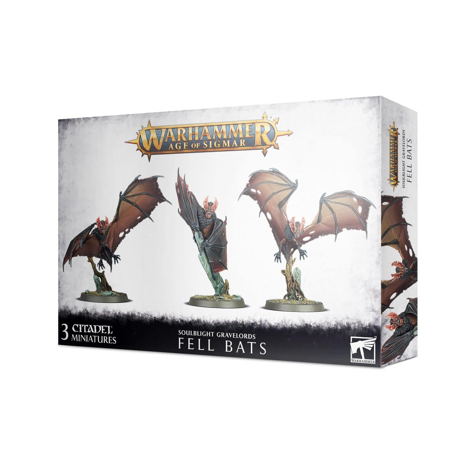 Games Workshop Soulblight Fell Bats (AOS)