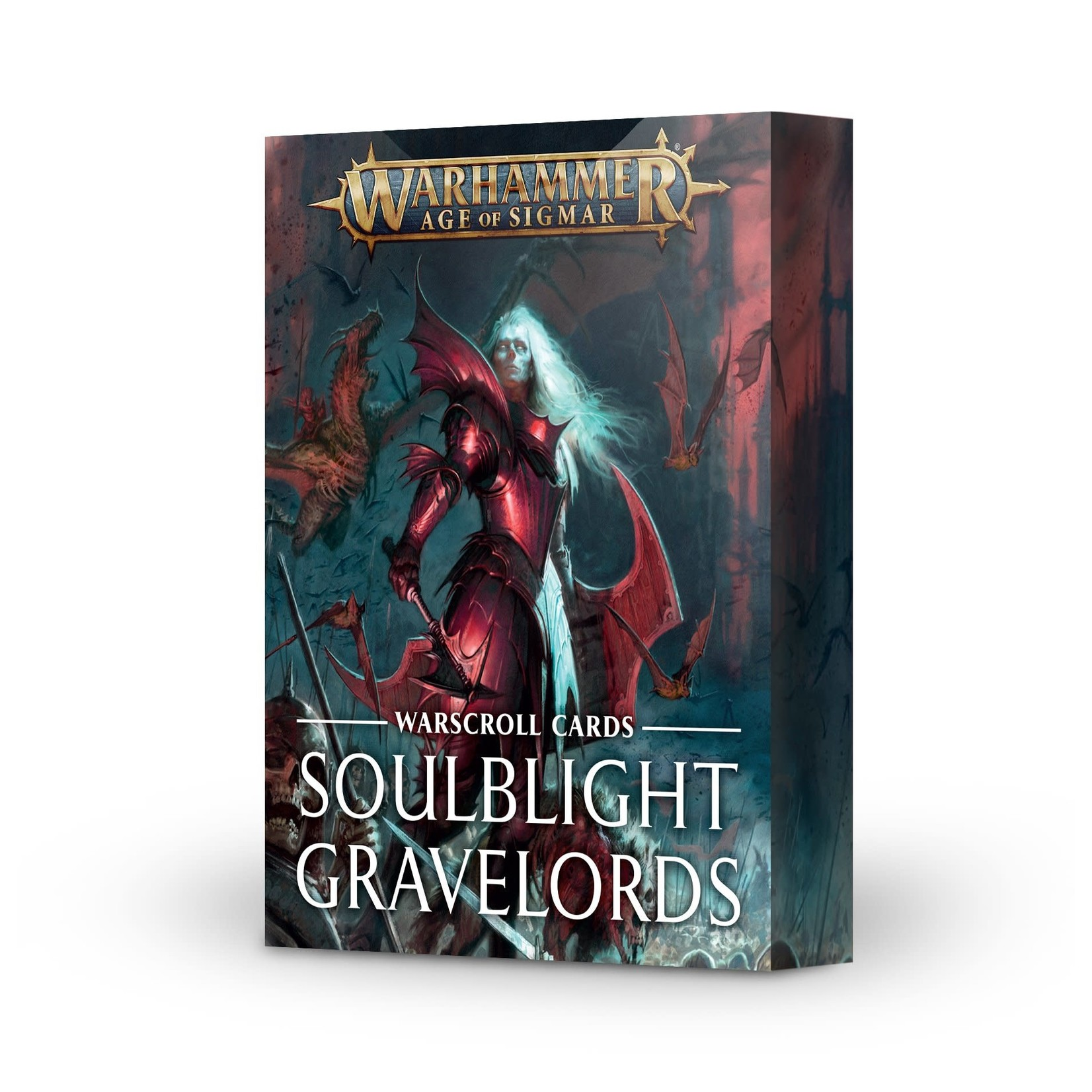Warscroll Cards Soulblight Gravelords (AOS)