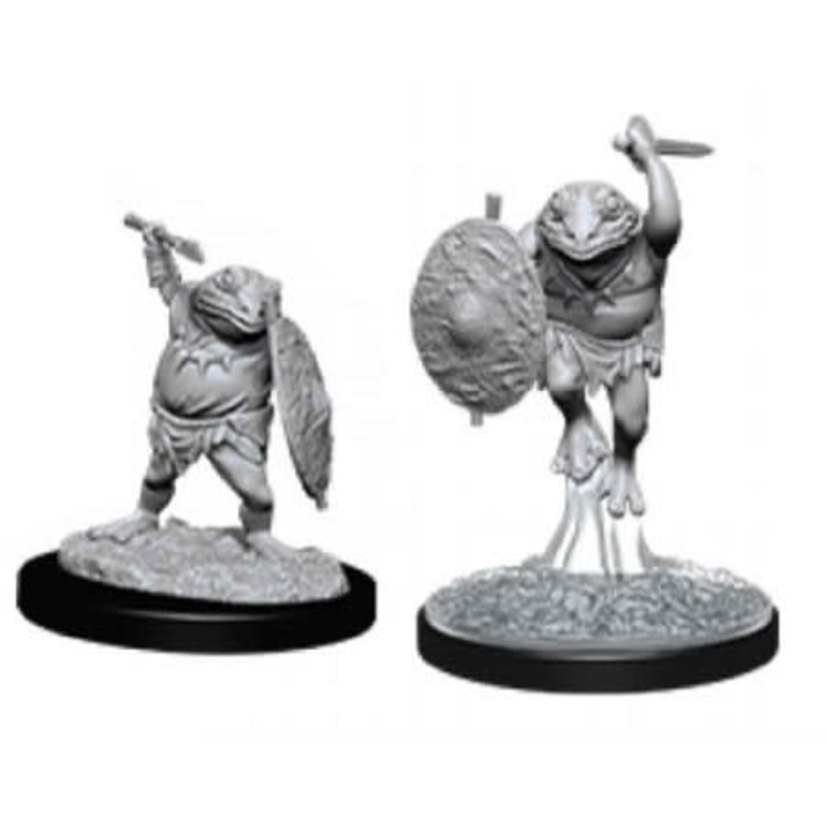 D&D Unpainted Minis: Bullywug (Wave 12)