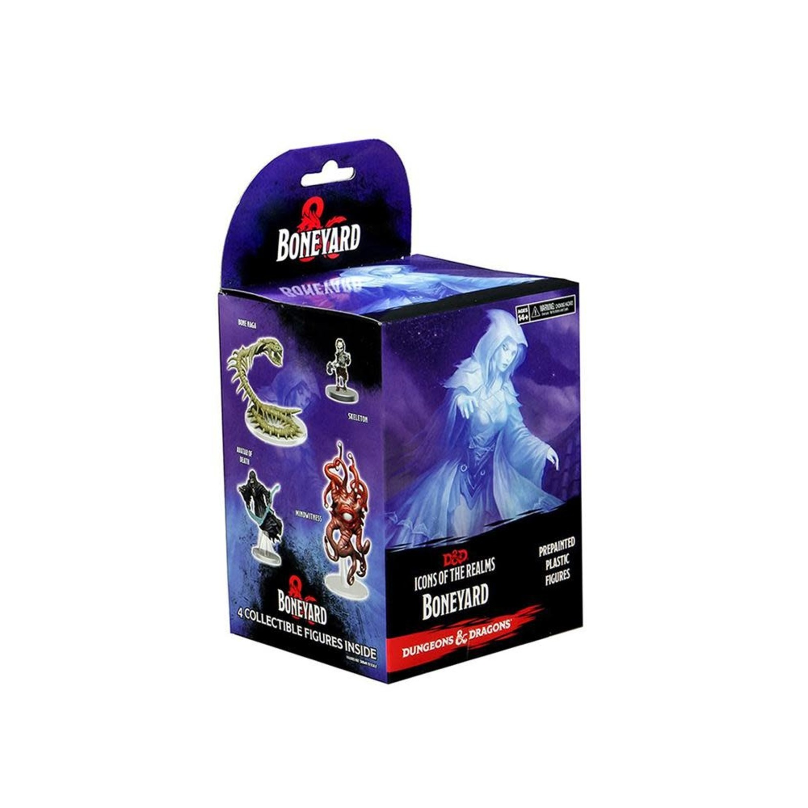 Wizards of the Coast D&D Icons of the Realms Boneyard Booster Pack