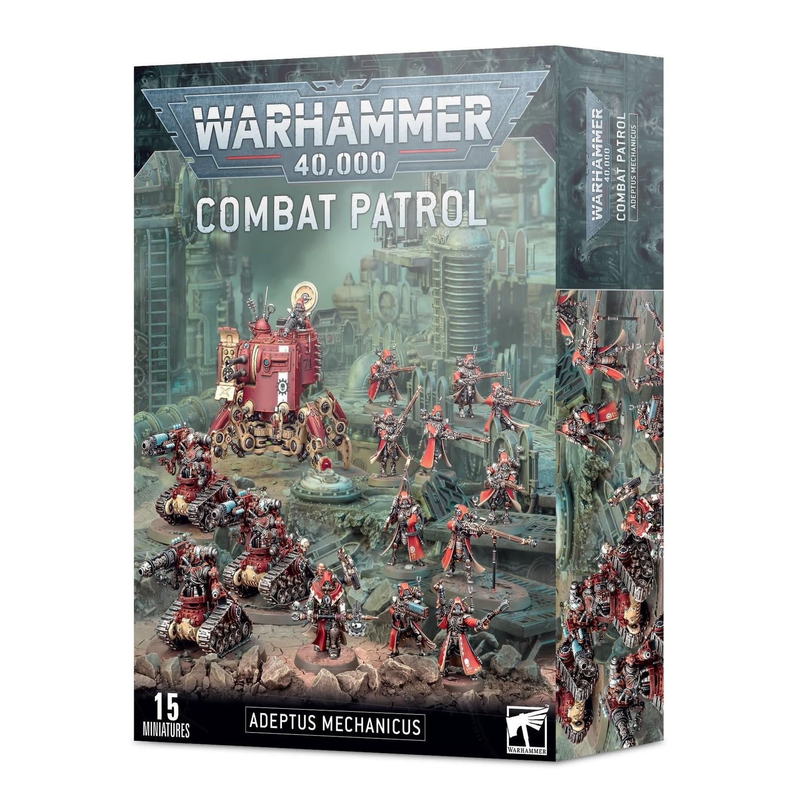 Games Workshop Adeptus Mechanicus Combat Patrol (40K)