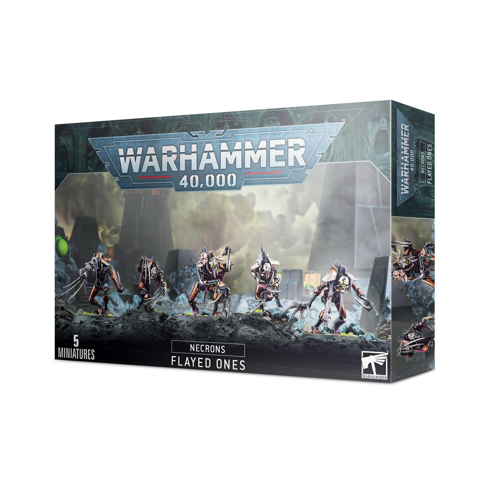 Games Workshop Necrons Flayed Ones (40K)