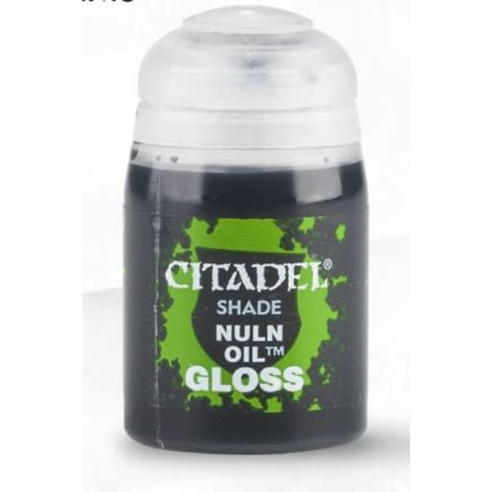 Games Workshop Citadel Paint: Nuln Oil 24ml Gloss