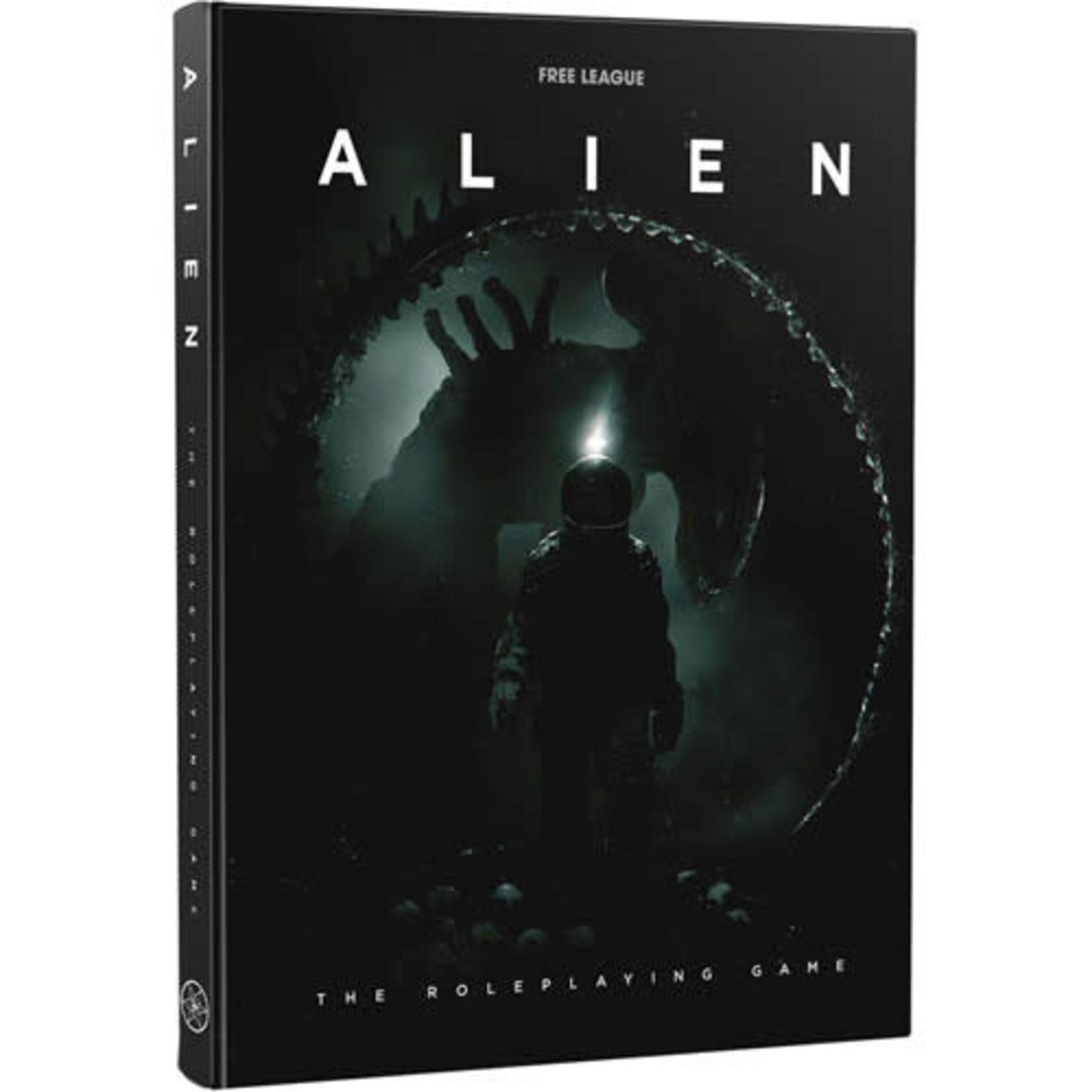 Alien RPG Core Rulebook