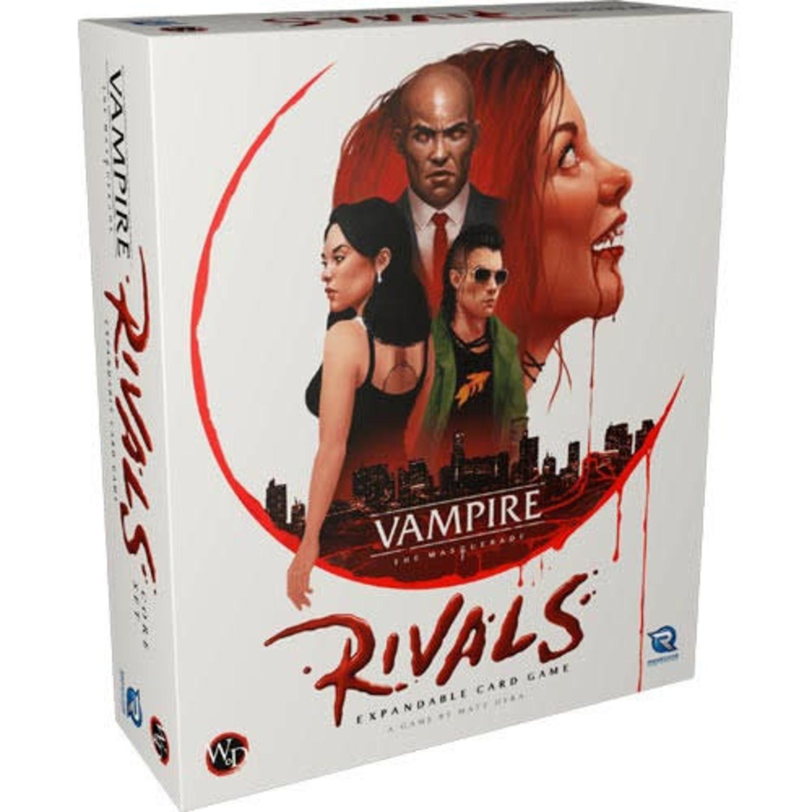 Vampire The Masquerade Rivals ECG Card Game