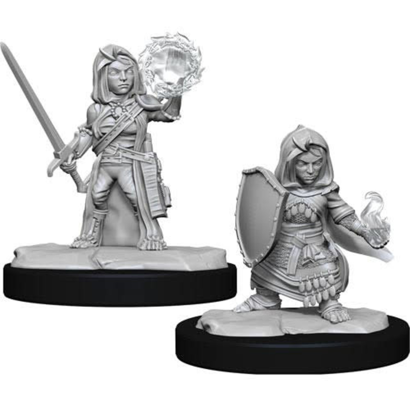 Pathfinder Deep Cuts: Halfling Cleric Female (Wave 14)