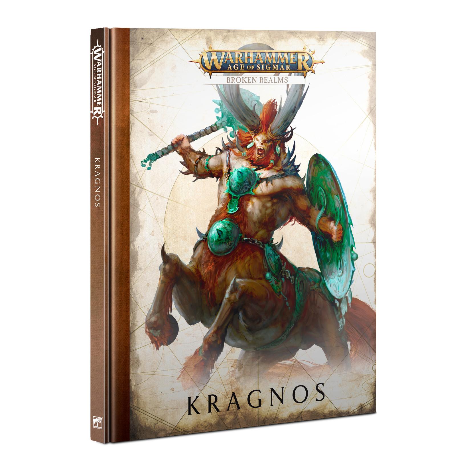 Games Workshop Broken Realms: Kragnos (AOS)