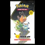 Pokémon Pokémon TCG: First Partner Pack: Unova