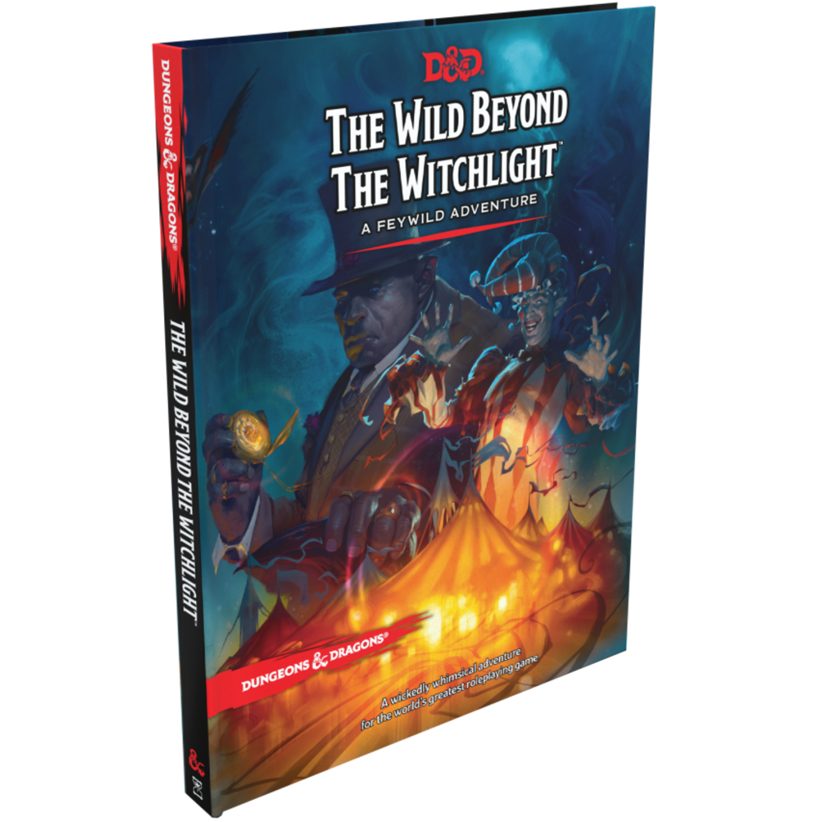 Wizards of the Coast D&D 5e The Wild Beyond the Witchlight