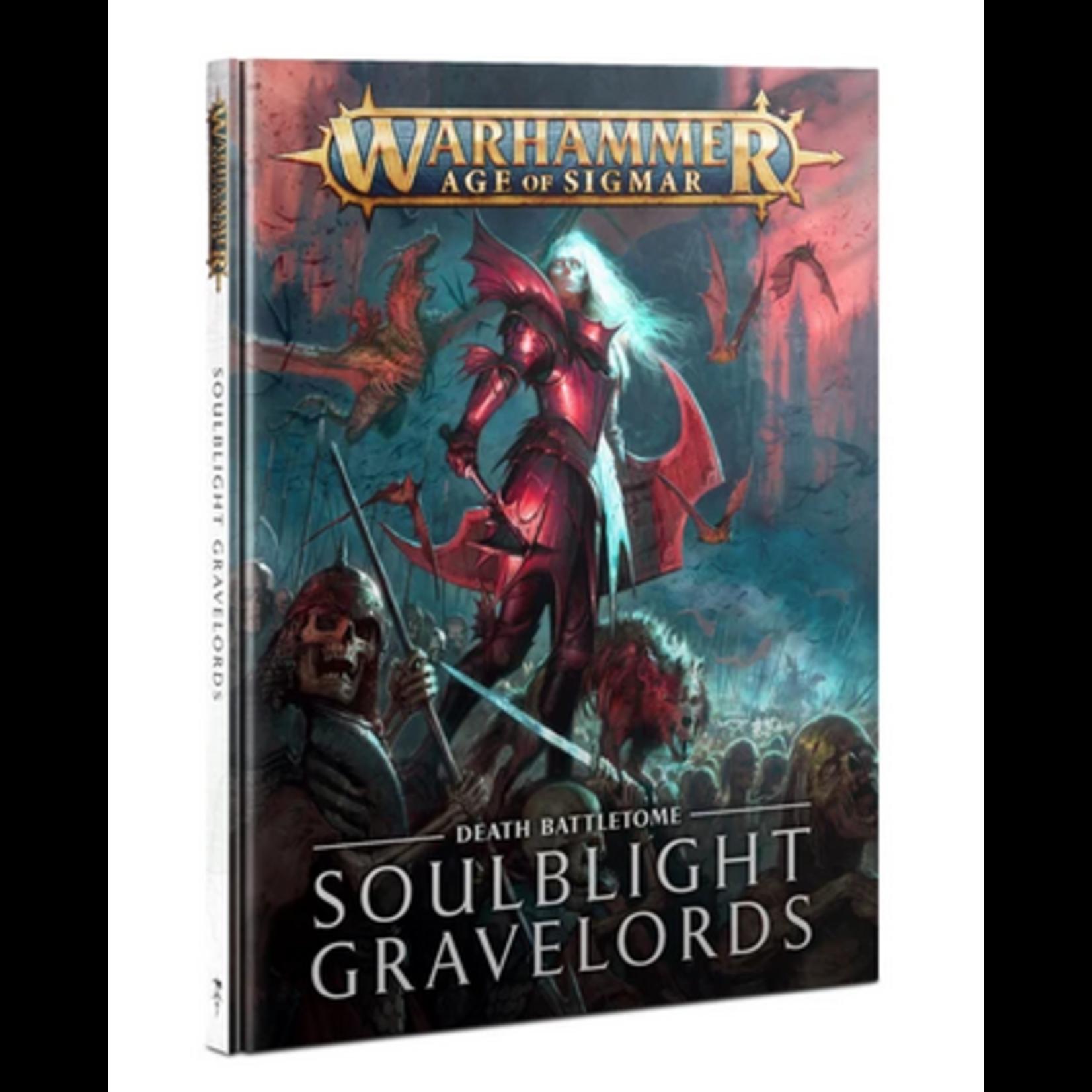 Games Workshop Battletome Soulblight Gravelords (AOS)