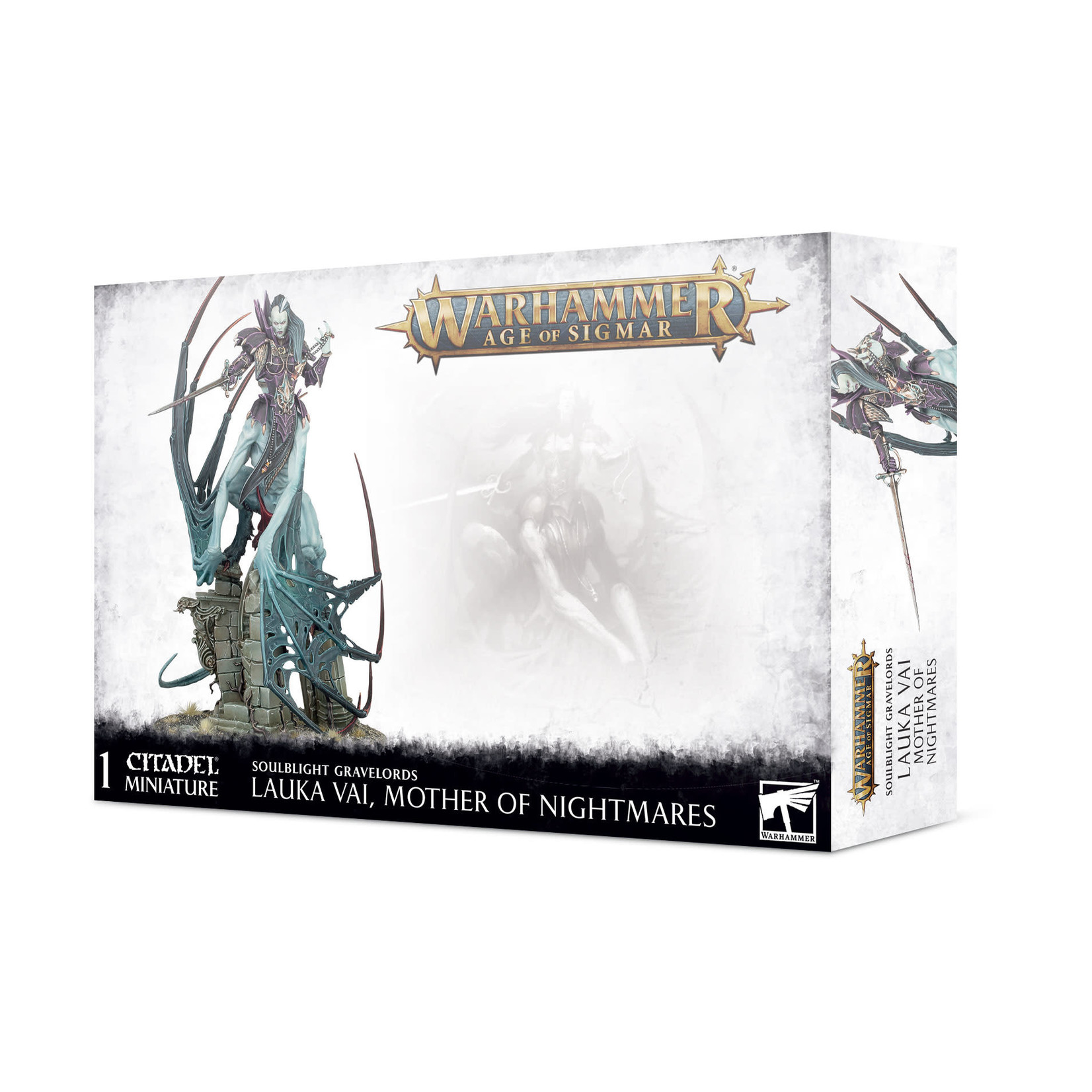 Games Workshop Soulblight Lauka Mother of Nightmares (AOS)