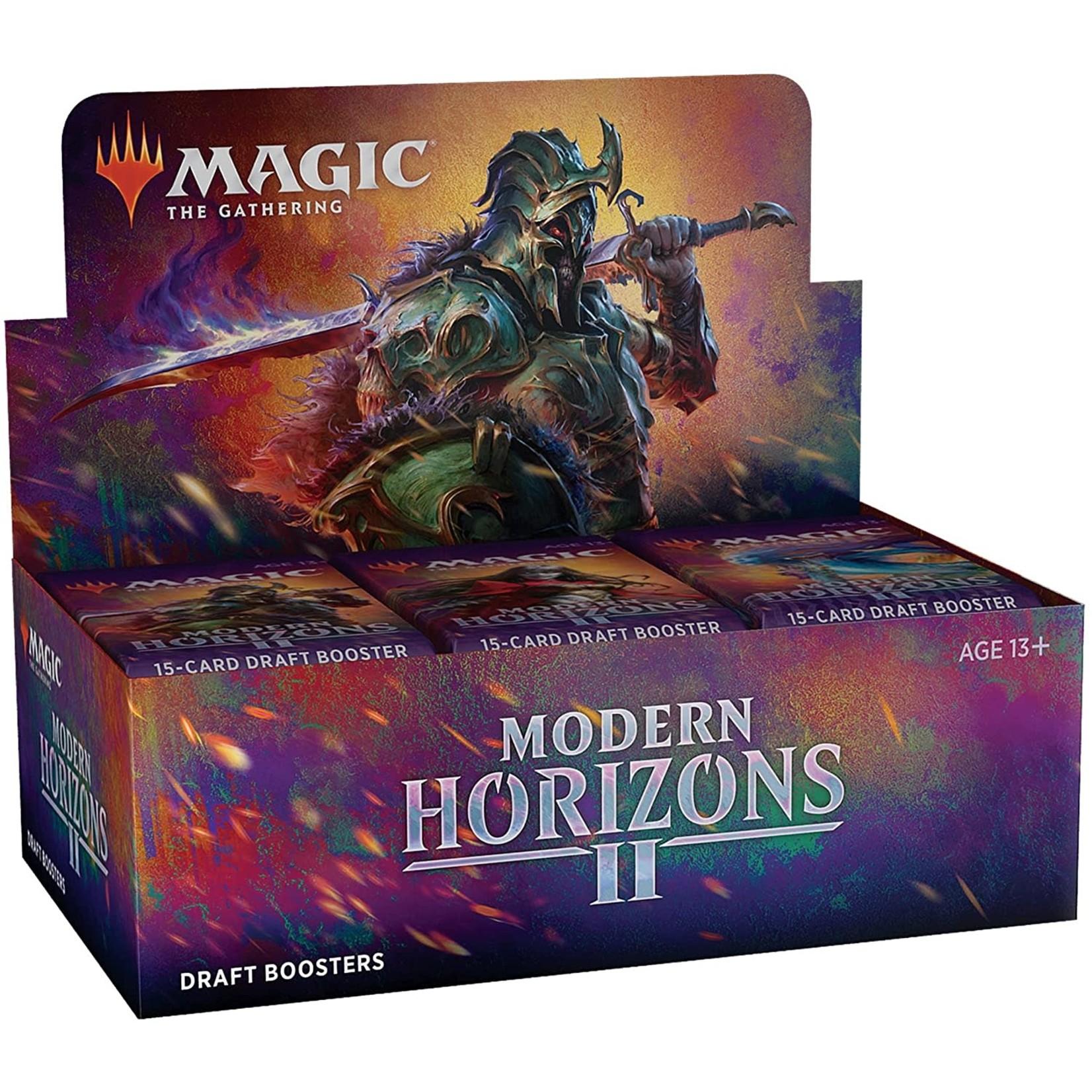 Wizards of the Coast Modern Horizon 2 Draft Booster Box