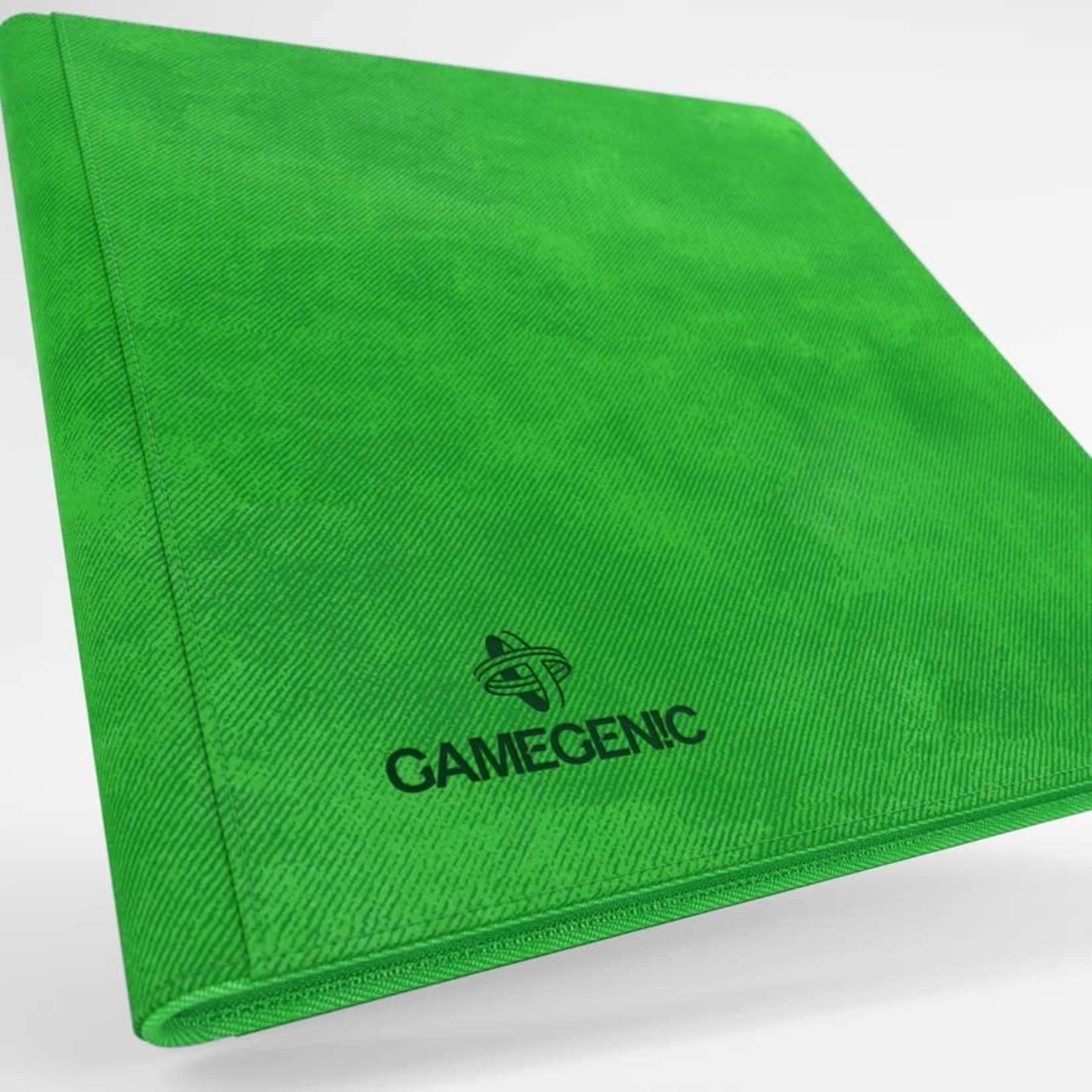 Asmodee GameGenic Zip Up album 12 Pocket Green (24)