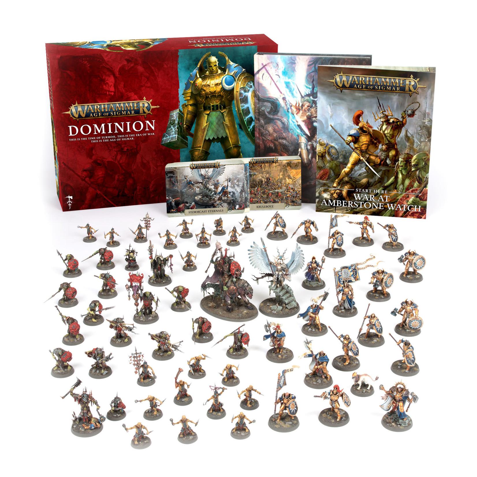 Games Workshop Dominion Box (AOS)