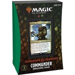 Wizards of the Coast D&D Adventures in the Forgotten Realms Commander Deck Draconic Rage