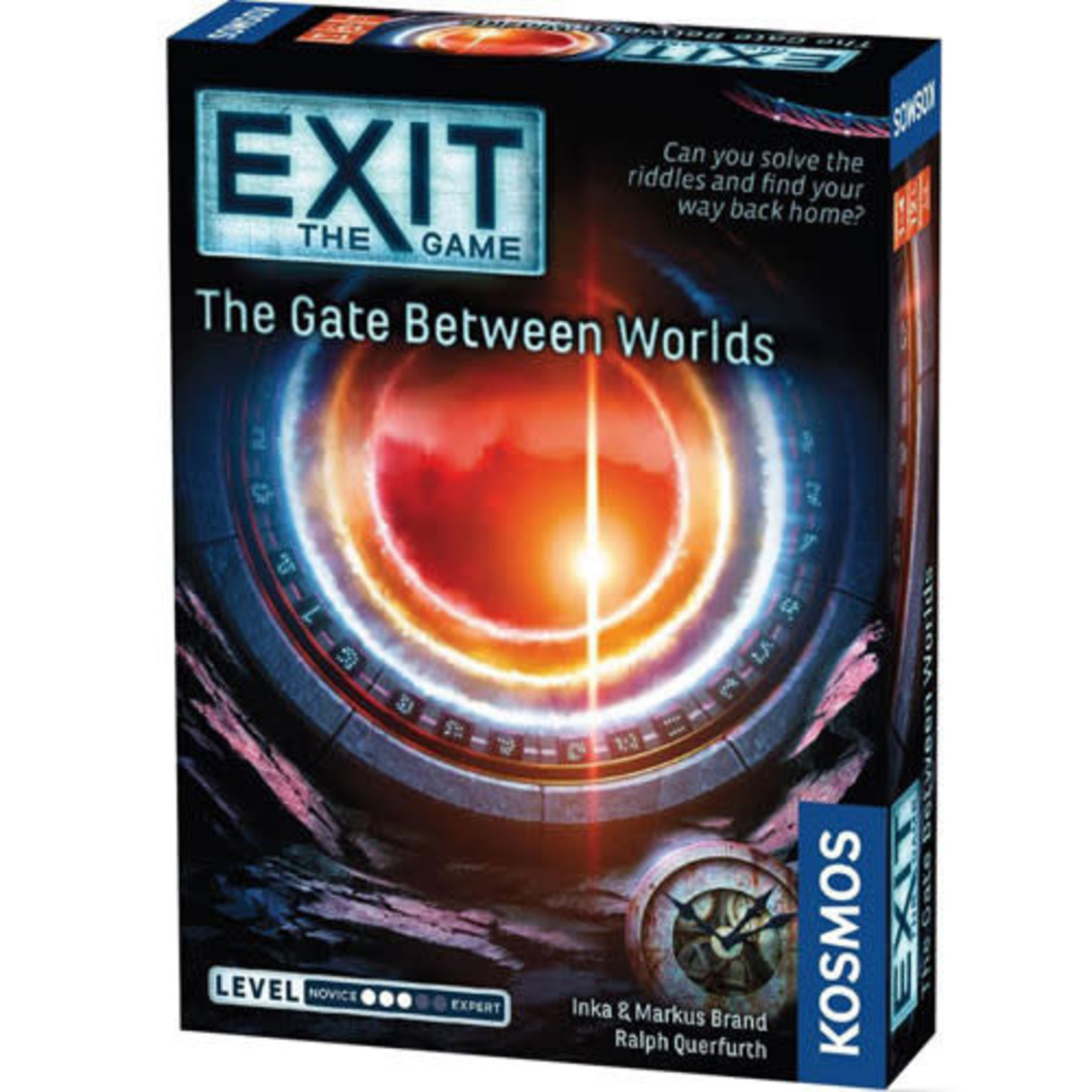 Exit: The Gate Between Worlds Board Game