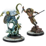 Marvel Crisis Protocol - Lizard and Kraven Character Pack