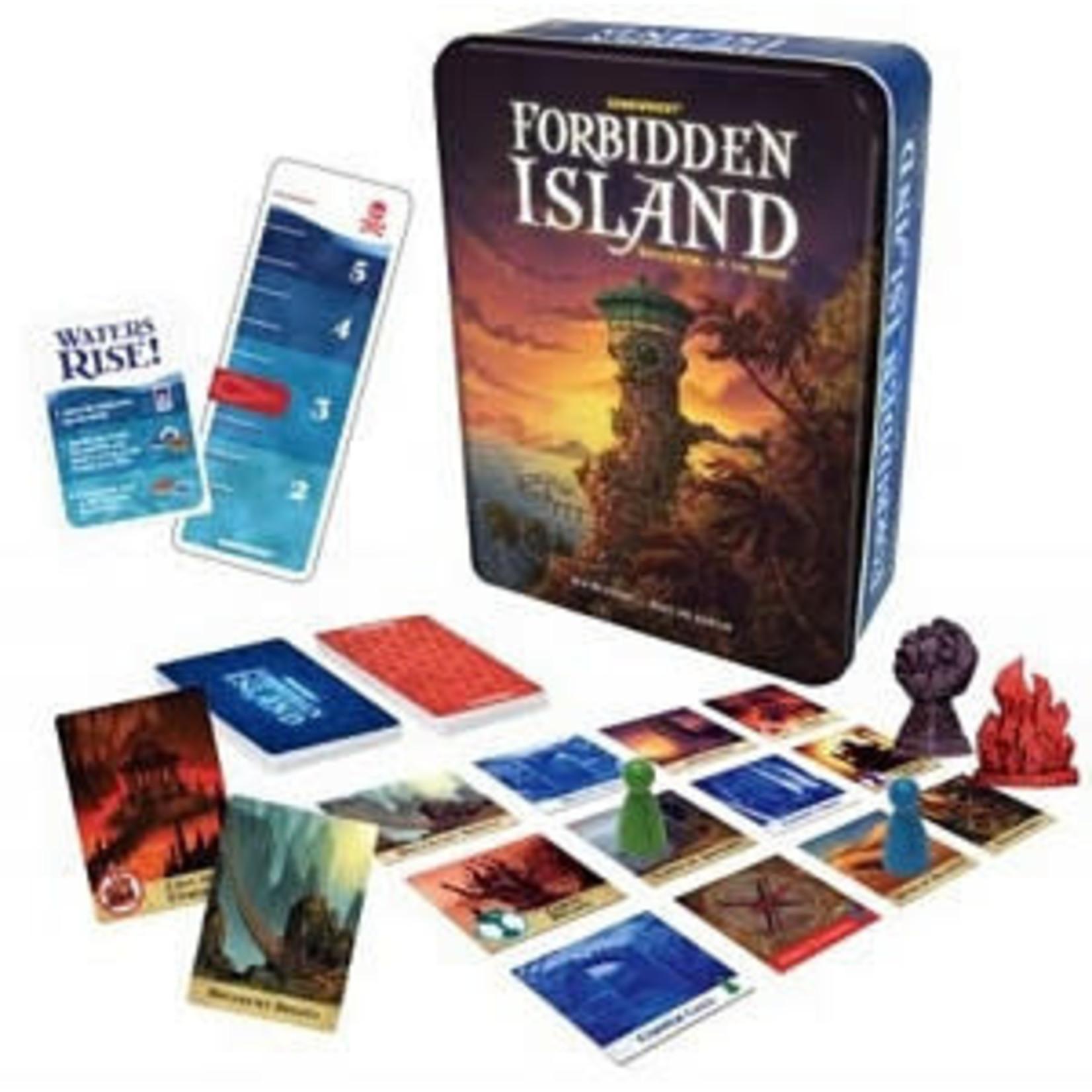 Forbidden Island Board Games