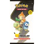 Pokémon Pokémon TCG: First Partner Pack: Sinnoh