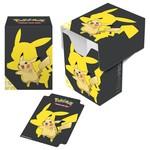 Ultra Pro UP Pikachu Deck Box 2019