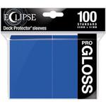 Ultra Pro Ultra Pro Eclipse Pro GLOSS Pacific Blue 100ct